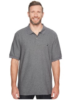 Nautica Big & Tall Anchor Solid Deck Shirt