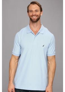 Nautica Big & Tall Anchor Solid Deck Shirt