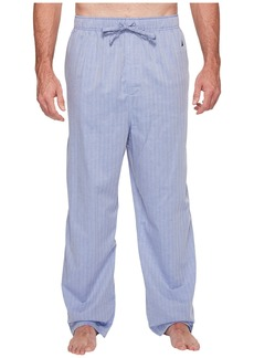 Nautica Big & Tall Herringbone Plaid Sleep Pants