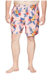 Nautica Big & Tall Hibiscus Floral Trunk