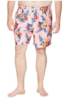 Nautica Big & Tall Hibiscus Floral Trunk