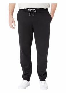 Nautica Big & Tall Knit. Pants w/ Rib Cuff