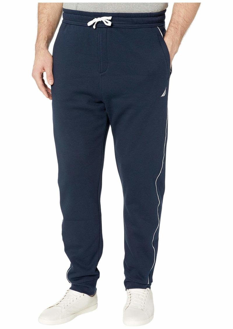 Nautica Big & Tall Knit Track Pants