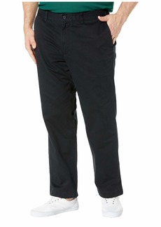 Nautica Big & Tall True Flat Front Pant