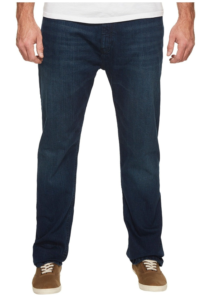 Nautica Big and Tall Relaxed Fit in Pure Deep Bay Wash