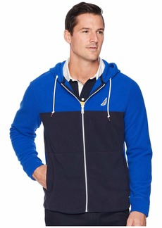 Nautica Blocked Nautex Fleece 1/4 Zip