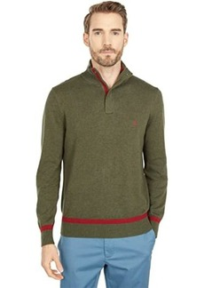 Nautica Classic Fit 1/4 Zip Sweater