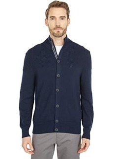 Nautica Classic Fit Knit Cardigan