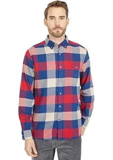 Nautica Classic-Fit Plaid Flannel Shirt