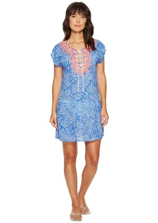 Nautica Cottage Paisley Tunic Cover-Up