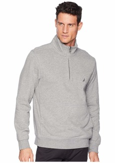 Nautica Fleece Basic 1/4 Zip Knit Active