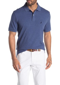 Nautica Heathered Polo