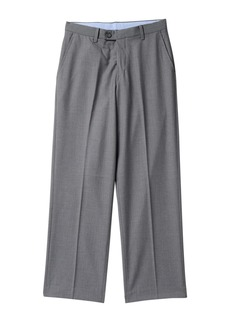 Nautica Herringbone Solid Pants (Big Boys)