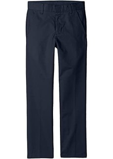Nautica Husky Flat Front Pants (Big Kids)
