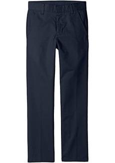 Nautica Husky Flat Front Pants (Big Kids)