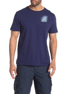 Nautica Island Hops Graphic Print T-Shirt