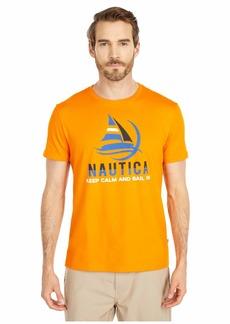 Nautica Keep Calm Graphic Tee