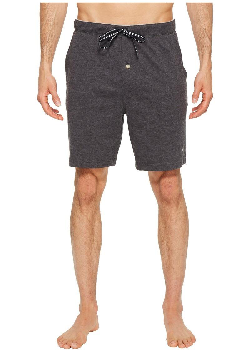 Nautica Knit Sleep Shorts