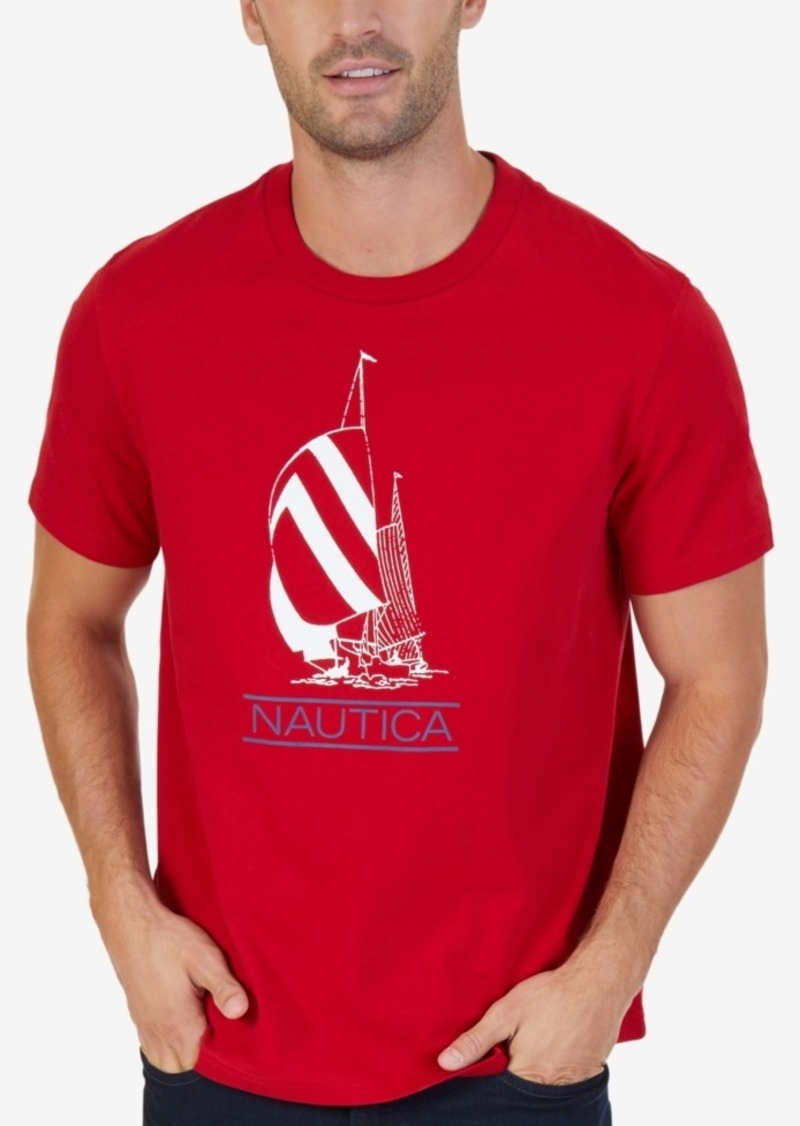 ec5f99364 On Sale today! Nautica Lil Yachty x Nautica Men's Big & Tall Graphic ...
