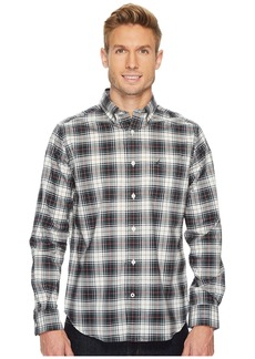 Nautica Long Sleeve Plaid Shirt