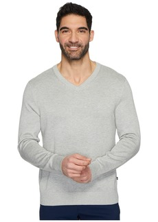 Nautica 12 Gauge V-Neck Sweater