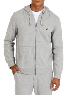Nautica Anchor Fleece Full-Zip Hoodie