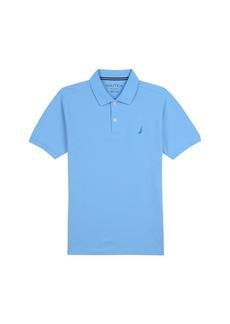 Nautica Anchor Solid Polo Shirt
