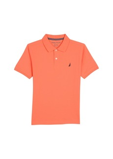 Nautica Anchor Solid Polo Shirt