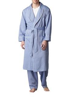 Nautica Anchor Woven Robe