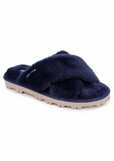 Nautica Aren Faux Fur Slippers Women's Shoes