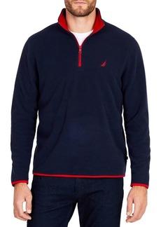 Nautica Basic Half-Zip Pullover
