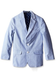 Nautica Big Boys' Chambray Jacket