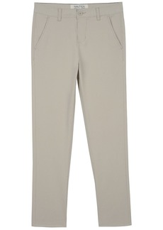 Nautica Boys' Big Chino Stretch Pant