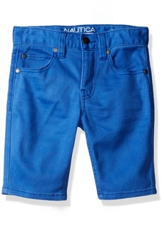 Nautica Boys' Big 5-Pocket Short