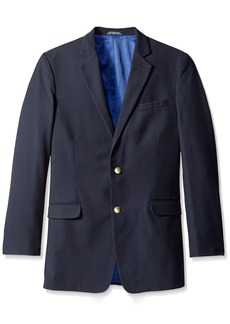Nautica Big Boys' Navy Blazer
