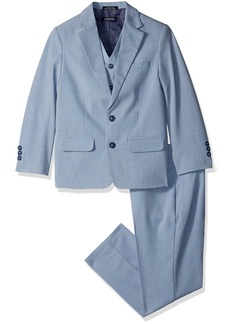 Nautica Three Piece Suit with Jacket Pant and Vest