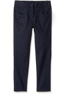 Nautica Girls' Big Twill Pant