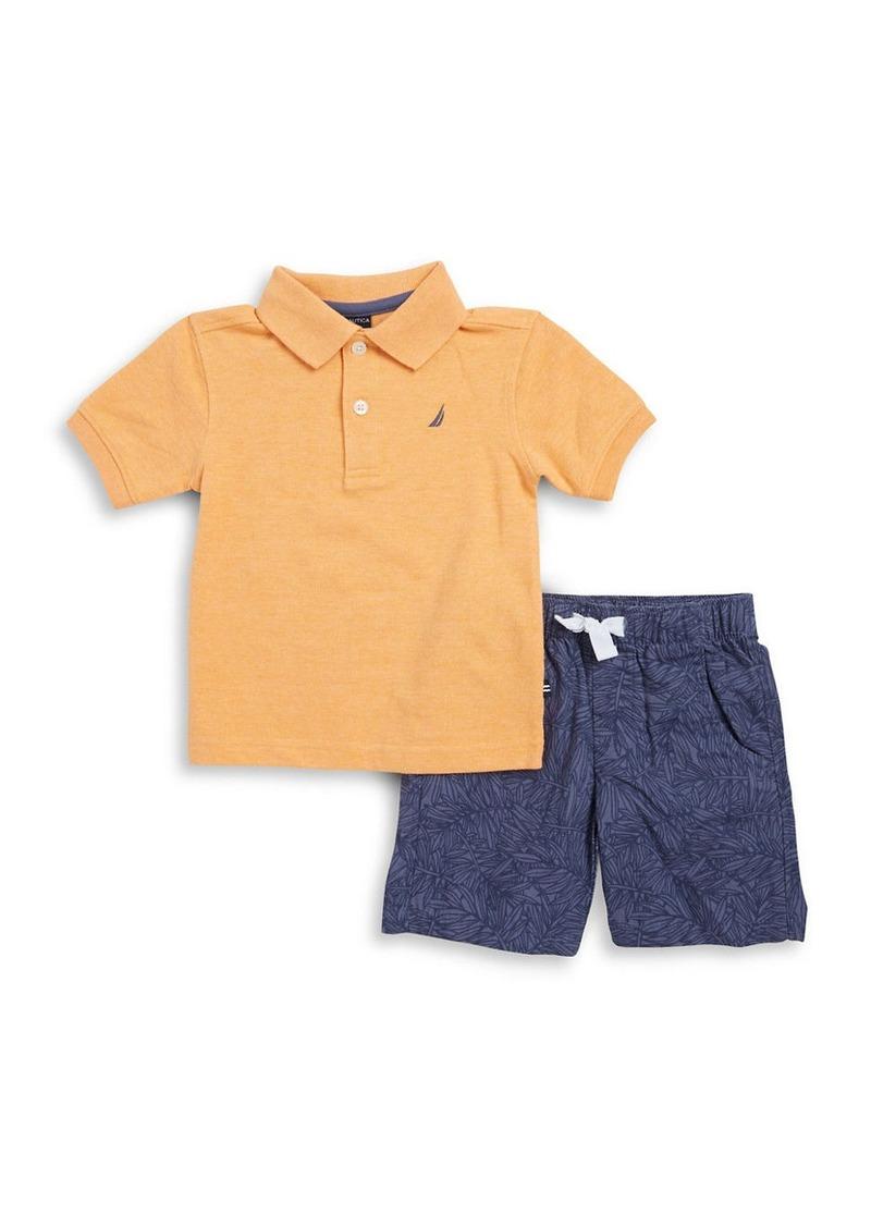 Nautica Boys Polo Shorts 62E42029-99