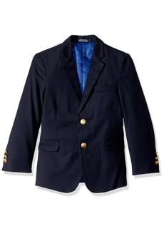 Nautica Boys' Little Navy Blazer