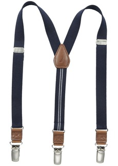 Nautica Men's Boys Adjustable Suspender