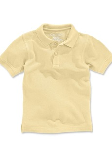 Nautica Big Boys & Husky Boys Short-Sleeve Uniform Polo