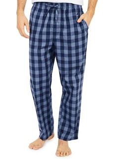 Nautica Buffalo Plaid Cotton Pajama Pants
