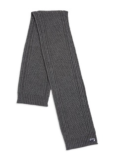 Nautica Cable Knitted Scarf
