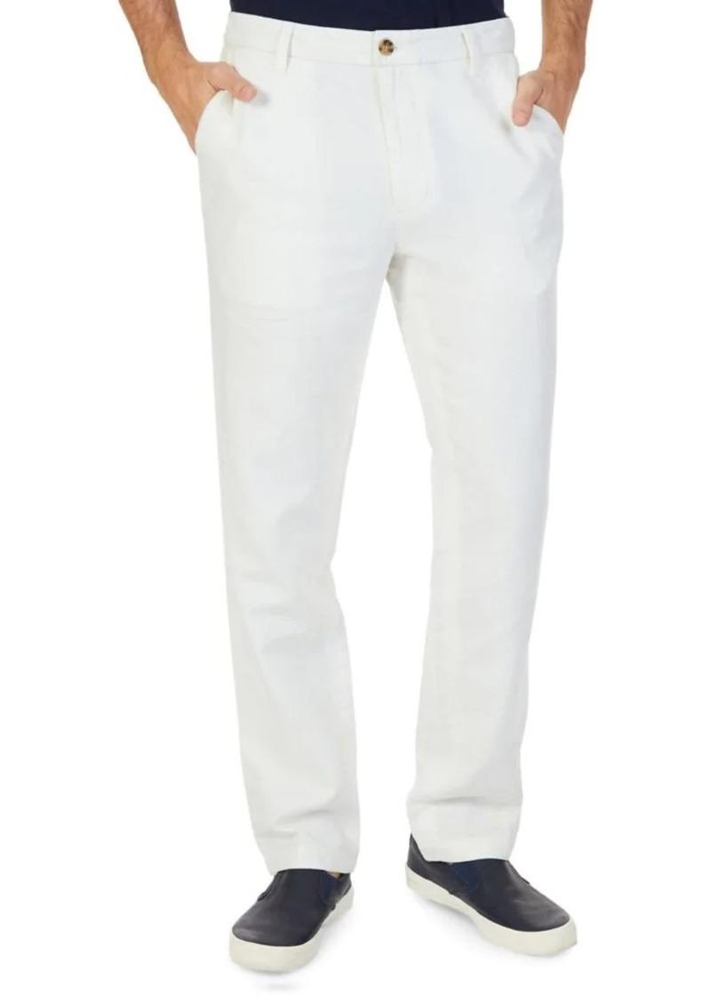 Nautica Classic Fit Blend Pants