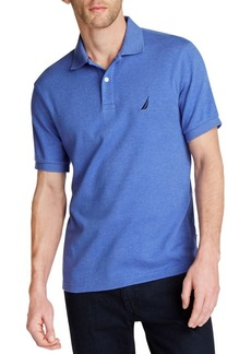 Nautica Classic-Fit Interlock Cotton Polo