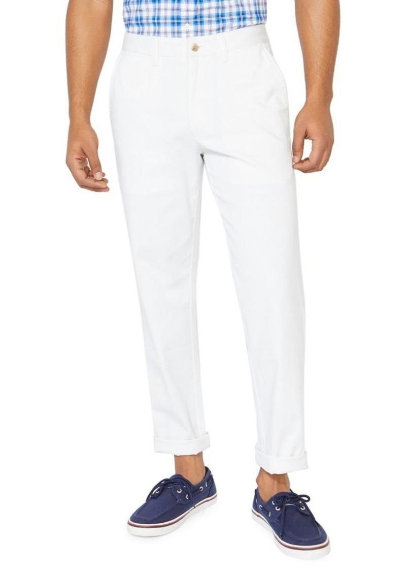 Nautica Classic-Fit Stretch-Cotton Pants