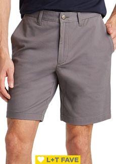 Nautica Cotton-Blend Deck Shorts