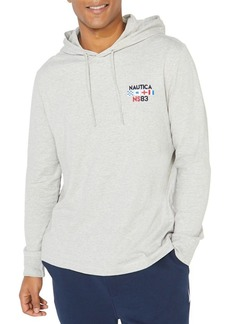 Nautica Cotton T-Shirt Hoodie