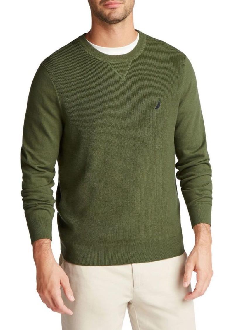 Nautica Crewneck Pullover Sweater