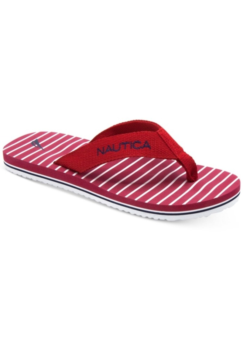 dd6a6bf7158b Nautica Nautica Women s Fair Water Flip-Flops Women s Shoes